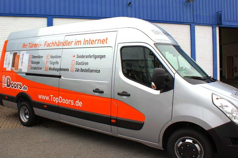 Topdoors - Ihr Türenfachhändler im Internet