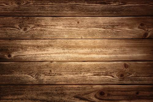 Natürliche Holzoberflächen