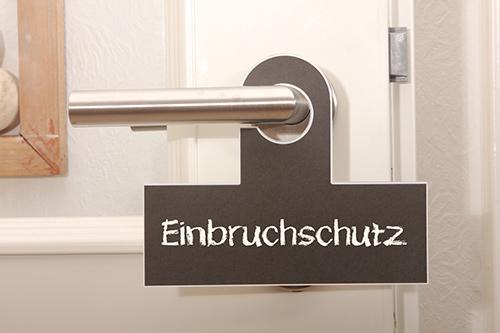 Einbruchschutz bei Türen