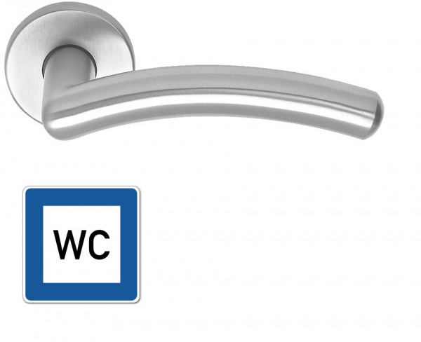 WC-Garnitur Griff Varrel