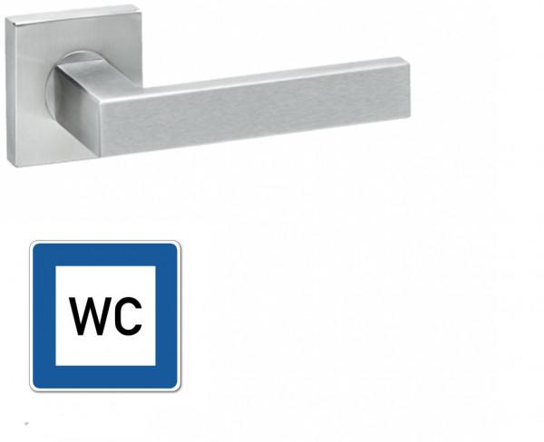 WC-Garnitur Türgriff Hemet