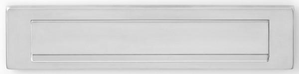 Briefeinwurf rechteckig Edelstahl