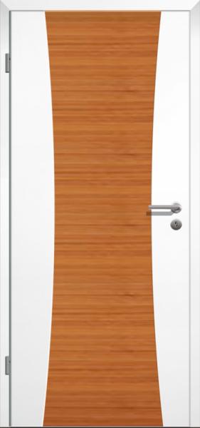 Weißlack Zimmertür Finish 8
